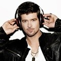 Robin Thicke Photoshoot