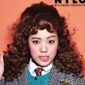 Lizzy After School di Majalah Nylon Edisi April 2013