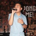 Kiki CJR di Acara 'Charity for Kelud'