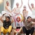 Paramore Ditengah Syuting Video 'Still Into You'