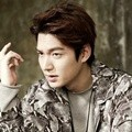 Lee Min Ho di Majalah @Star1 Edisi April 2014