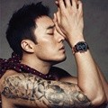 So Ji Sub di Majalah High Cut vol. 123