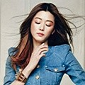 Jun Ji Hyun di Majalah Harper's Bazaar Edisi April 2014