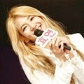 Hyoyeon di Event Mr.Mr. real. Moment. replay.