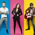 Lady Antebellum Photoshoot untuk Album 'Golden'