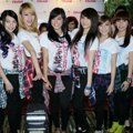 Cherry Belle di Jumpa Pers Film 'Crush'