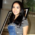 Laudya Cynthia Bella di Jumpa Pers Film 'Haji Backpacker'