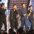 Kolaborasi SM*SH dan Last Child di SCTV Music Awards 2014