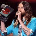 Jared Leto di iHeartRadio Music Awards 2014