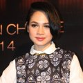 Andien di Jumpa Pers Indonesian Choice Awards 2014