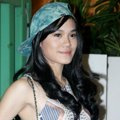Sheryl Sheinafia di Jumpa Pers Indonesian Choice Awards 2014