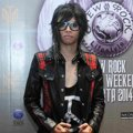 Axel Andaviar di Acara New Rock Fashion Weekend Jakarta 2014