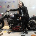 Piyu Padi di Acara New Rock Fashion Weekend Jakarta 2014