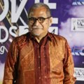 Slamet Rahardjo di Red Carpet Indonesian Movie Awards 2014