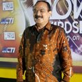 Eros Djarot di Red Carpet Indonesian Movie Awards 2014