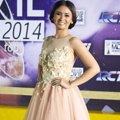 Ayushita di Red Carpet Indonesian Movie Awards 2014