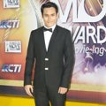 Arifin Putra di Red Carpet Indonesian Movie Awards 2014