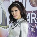 Olga Lydia di Red Carpet Indonesian Movie Awards 2014