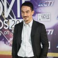 Joe Taslim di Red Carpet Indonesian Movie Awards 2014