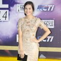 Chelsea Islan di Red Carpet Indonesian Movie Awards 2014