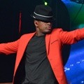 Ne-Yo di Panggung Indonesian Choice Awards 2014
