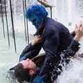 Michael Fassbender dan Nicholas Hoult di 'X-Men: Days of Future Past'