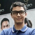 Dimas Aditya di Konferensi Pers dan Press Screening 'Mari Lari'