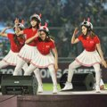 Crayon Pop Tampil di Asian Dream Cup 2014