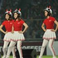 Penampilan Crayon Pop di Asian Dream Cup 2014