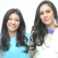 Syaloom Razade dan Wulan Guritno di Indonesia Kids Choice Awards 2014
