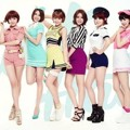 AOA di Foto Promo Mini Album Pertama 'Short Hair'