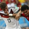 Pertandingan Grup G Jerman vs Portugal