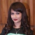 Vanessa Angel di Jumpa Pers Program Ramadhan SCTV