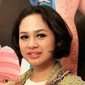 Andien di Jumpa Pers Film 'Despicable Me 2' Indonesia