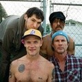Red Hot Chili Peppers Photoshoot