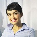 Julia Perez Saat Buka Bersama MD Entertainment