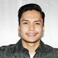 Randy Pangalila Saat Buka Bersama MD Entertainment