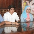 Aliando dan Budhila Gelar Jumpa Pers Launching Single 'Ramadhan'