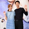 Jo In Sung dan Gong Hyo Jin Saat Jumpa Pers Serial 'It's Okay, It's Love'