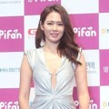 Son Ye Jin di Red Carpet Puchon International Fantastic Film Festival 2014
