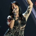 Anggun Meriahkan Panggung Grand Final 'Indonesia's Got Talent'