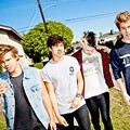 5 Seconds of Summer Photoshoot