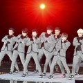 Penampilan Super Junior di Konser 'SMTOWN Live World Tour IV'