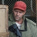 Jason Statham Sebagai Lee Christmas di Film 'The Expendables 3'