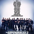 Poster Film 'The Expendables 3'