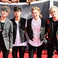 5 Seconds of Summer di Red Carpet MTV Video Music Awards 2014