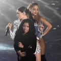Kolaborasi Nicki Minaj, Jessie J dan Ariana Grande di MTV Video Music Awards 2014
