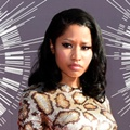 Nicki Minaj di Red Carpet MTV Video Music Awards 2014
