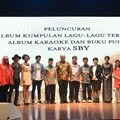 Press Conference Peluncuran Album SBY