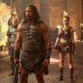 Akting Dwayne Johnson di Film 'Hercules'